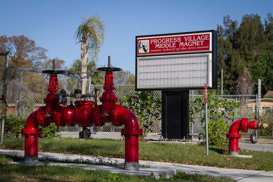 Portfolio Fire Sprinkler Protection Service In Florida